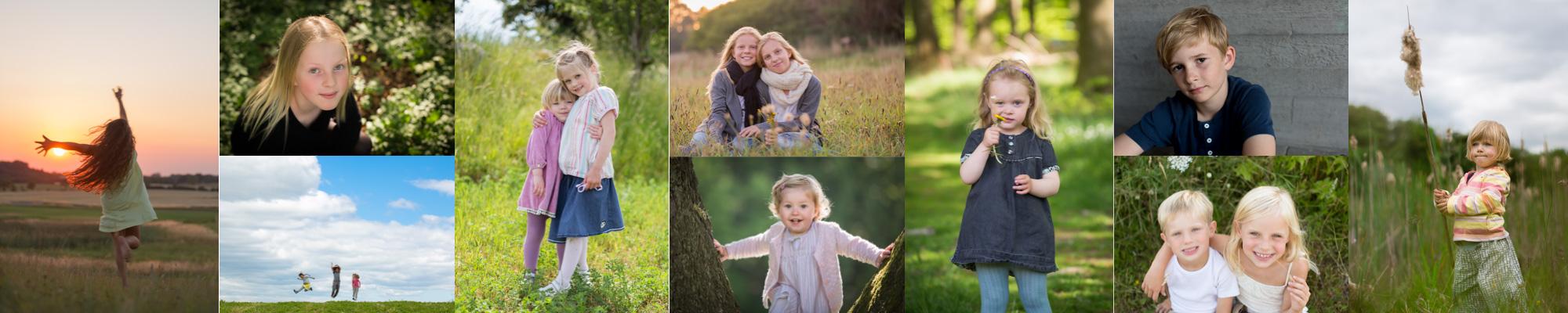 fotograf næstved børn heidi normann