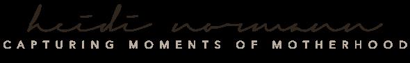 Fotograf Heidi Normann logo